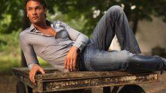 Как окрасить джинсы