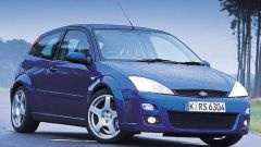 How to increase ground clearance on a Ford focus