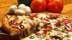 Как быстро сделать пиццу