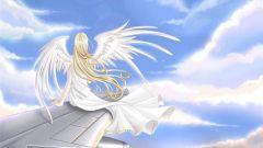 Ангел: как рисовать его карандашом