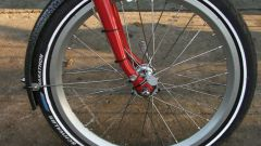 How to change spokes