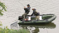 Как покупать надувную лодку для рыбалки