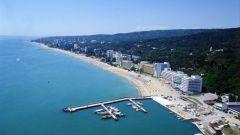 Как поехать в Болгарию на Золотые пески
