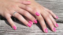Как подбирать формы для ногтей