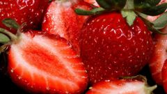 How to cook strawberry