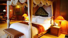 Как отделить спальную зону