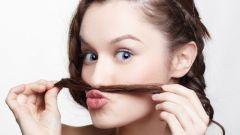 Как осветлить волосы на лице перекисью