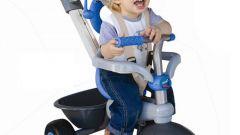 Как подобрать детский трехколесный велосипед