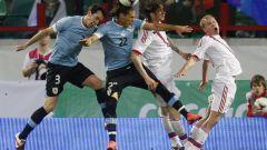 Как прошел товарищеский матч Сборной России по футболу со сборной Уругвая