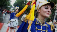 Как прошел парад духовых оркестров в Краснодаре