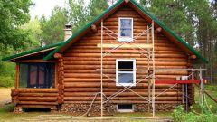 Как построить дом для мамы