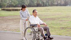 Как оформить уход  за инвалидом