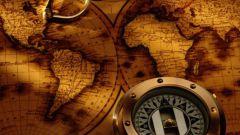 Как составить карту местности