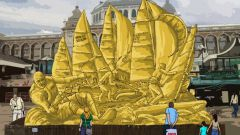 Как стать участником фестиваля песчаной скульптуры в Гааге