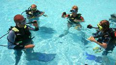 Как выбрать инструктора для подводного плавания