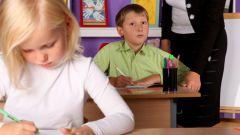 Как провести открытый урок в начальной школе