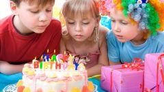 Как отметить день рождения в школе