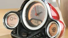 How to translate motorcycle clock watch
