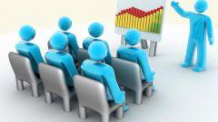 Как открыть тренинговую компанию
