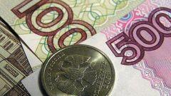 Как сделать баланс в рублях