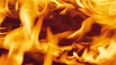 Пламя огня: как нарисовать карандашом