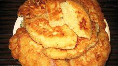 Как приготовить оладьи с сыром