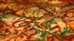 Как сделать лазанью с овощами