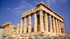 Почему начался кризис в Греции