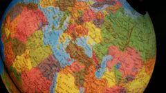 Как показать Сибирь на карте