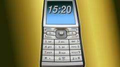 Как установить дату и время на Nokia