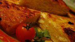 Как приготовить картофельный омлет