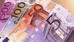 Почему евро растет