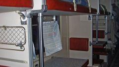 Как располагаются плацкартные места в поезде
