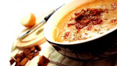 Как приготовить крем-суп из баклажанов