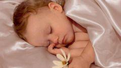 Как грудничка уложить спать