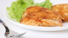 Как приготовить оладьи из куриной грудки