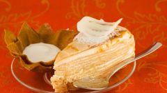 Как приготовить слоеный десерт