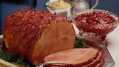 Как приготовить говядину под соусом из хрена и яблок