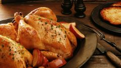 Как приготовить курицу с рисом под сырным соусом