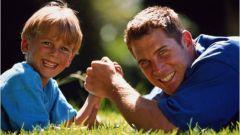 Как провести День отца с ребенком