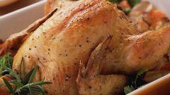 Как приготовить курицу по-саксонски