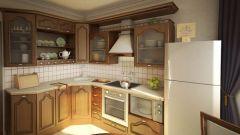 Как собирать угловые кухни