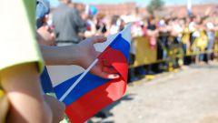 Как отмечают День России в Санкт-Петербурге