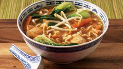 Как приготовить картофельный суп по-азиатски