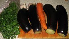 Как сделать баклажаны-гриль с помидорами и чесночным соусом