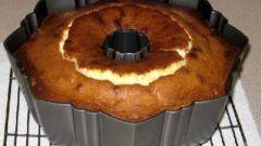 Как приготовить апельсиновый кекс с тимьяном