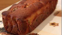 Как сделать миндальный кекс с черносливом
