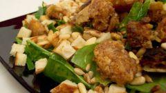 Как приготовить куриное филе в орехах