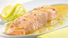 Как приготовить рыбное филе под соусом