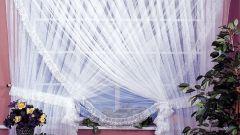 Как отстирать шторы